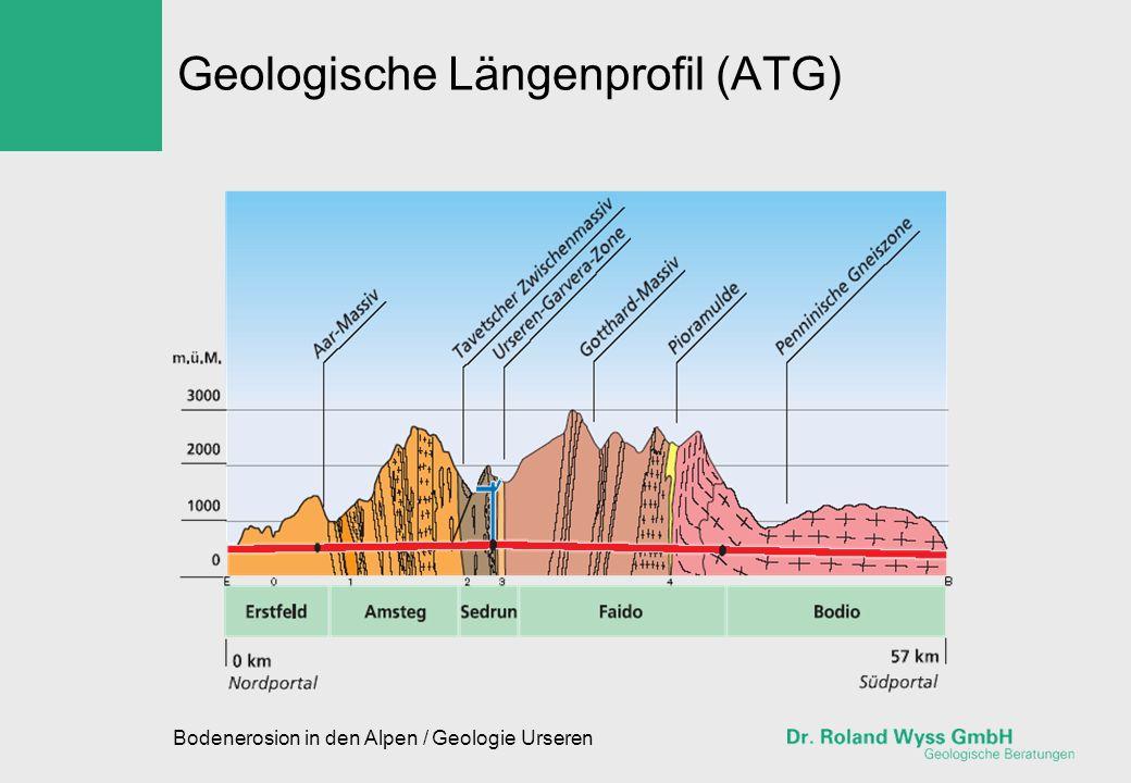 Geologische Längenprofil (ATG)