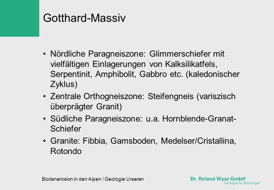 Gotthard-Massiv