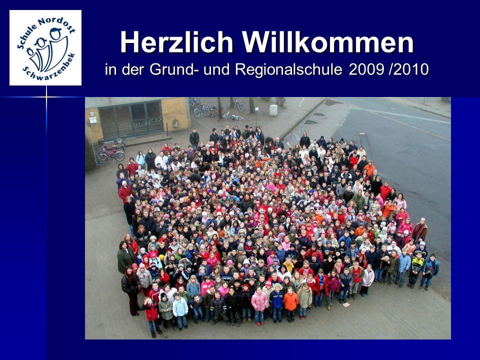 in der Grund- und Regionalschule 2009 /2010