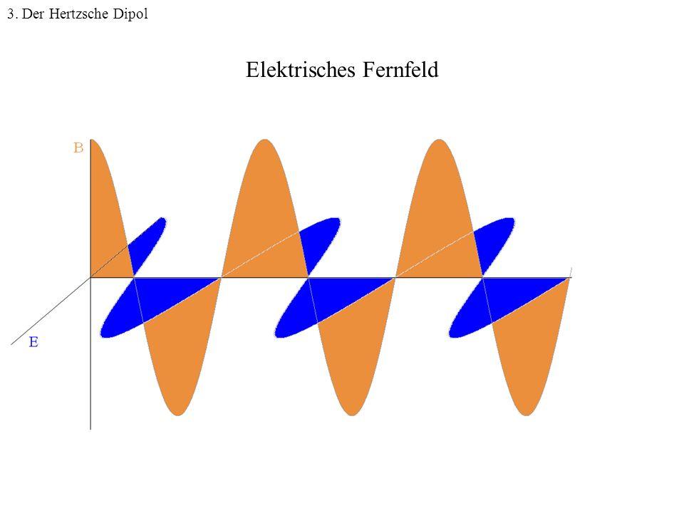 Elektrisches Fernfeld