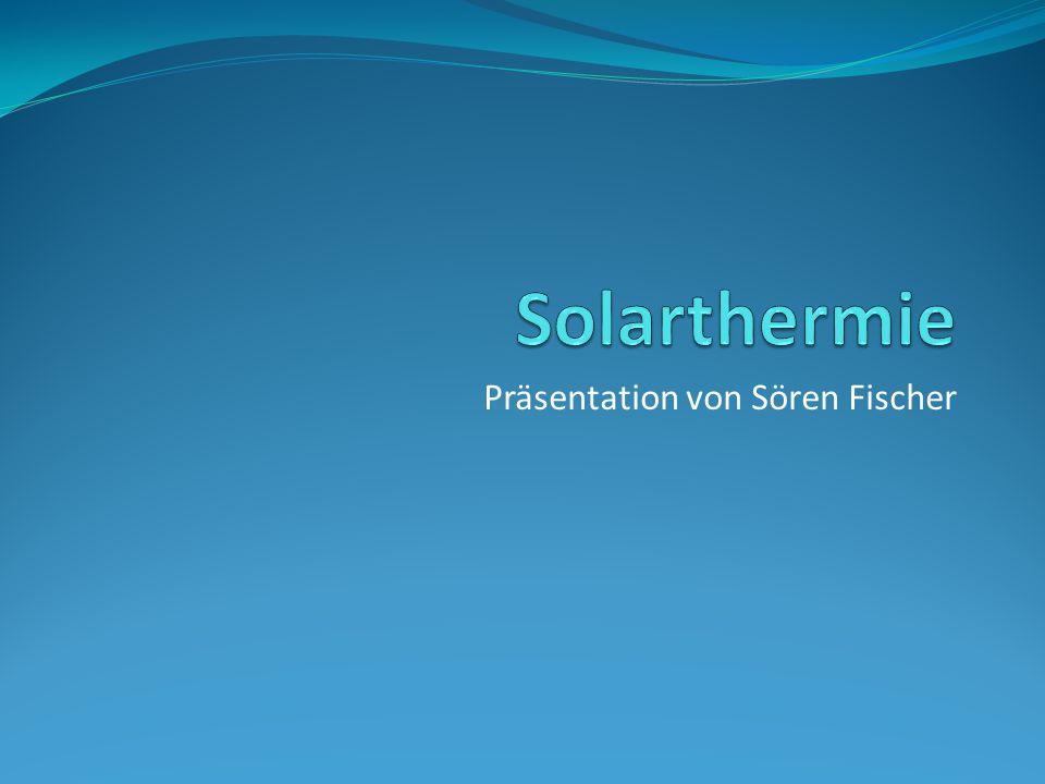 Präsentation von Sören Fischer