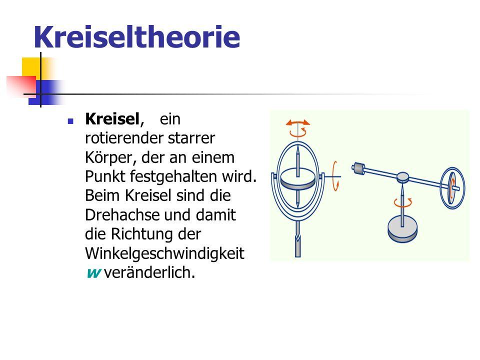 Kreiseltheorie
