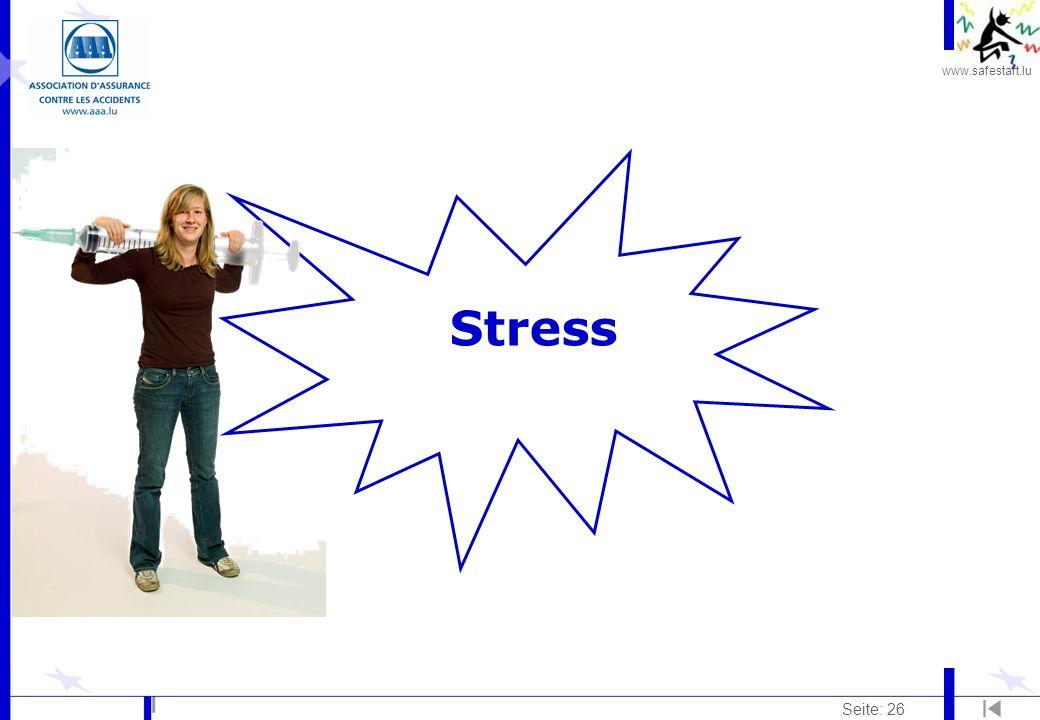 Stress Seite: 26