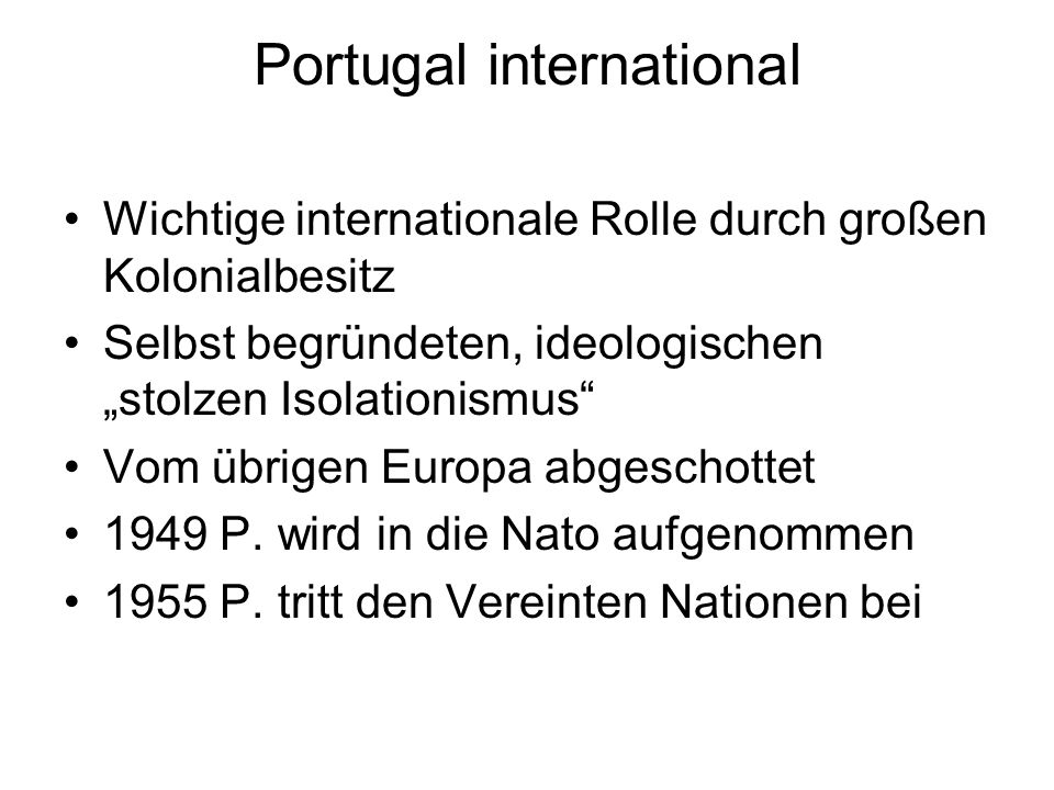 Portugal international