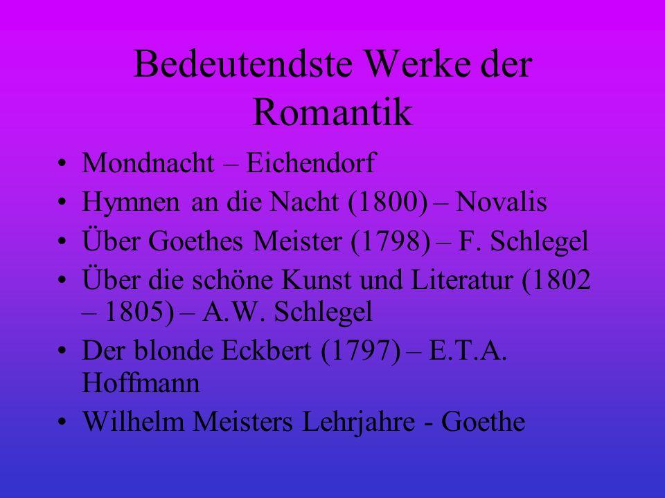 die romantik 1795 1835 was ist romantik ppt video online herunterladen. Black Bedroom Furniture Sets. Home Design Ideas