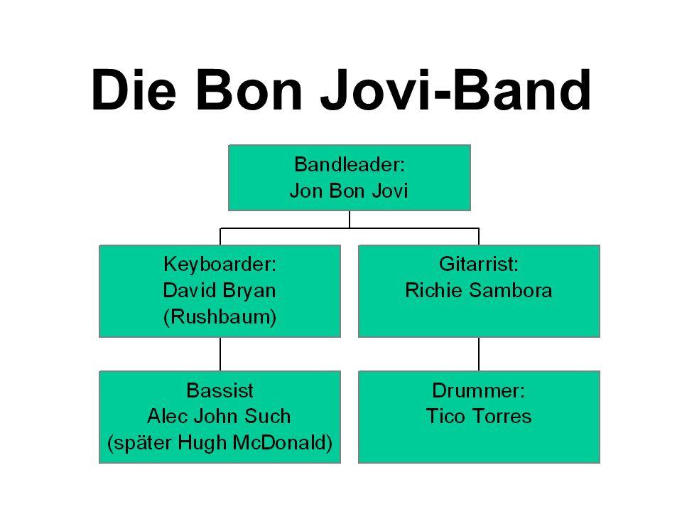 Die Bon Jovi-Band