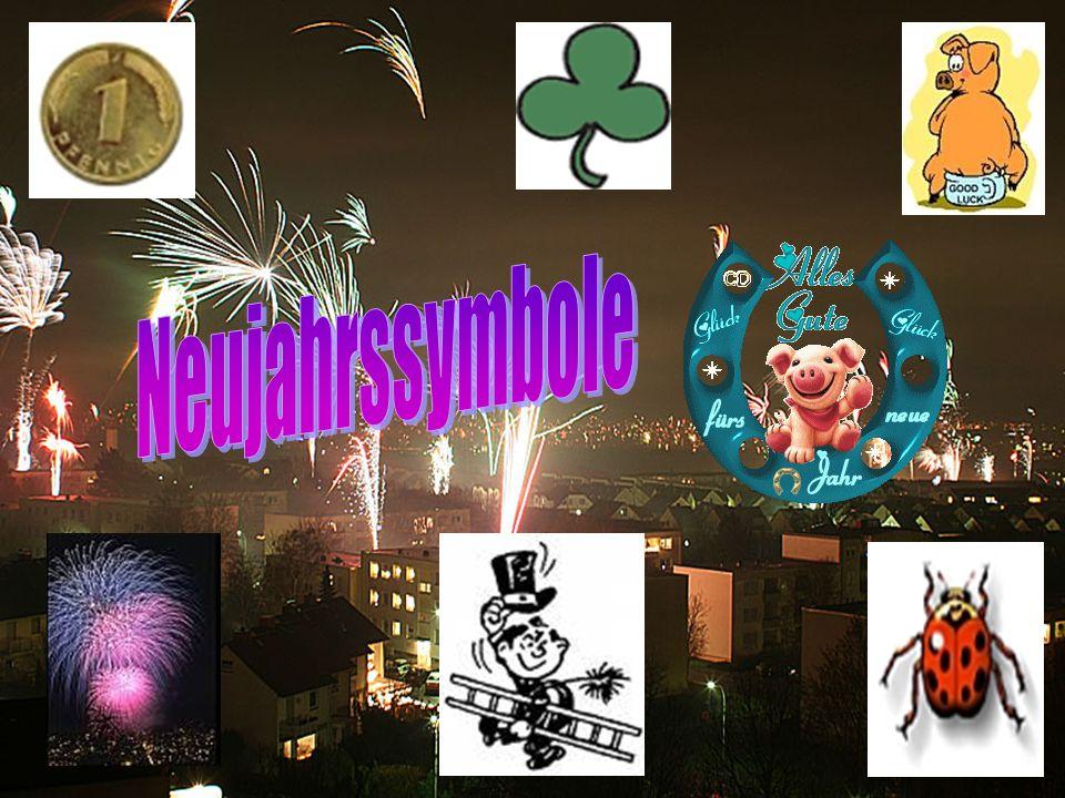 Neujahrssymbole