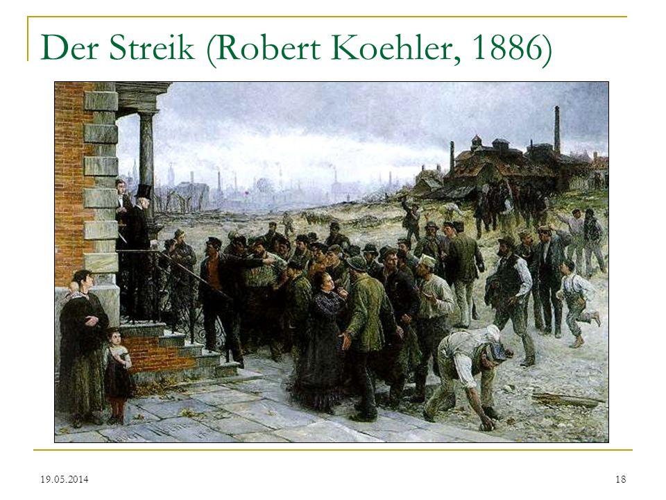 Der Streik (Robert Koehler, 1886)