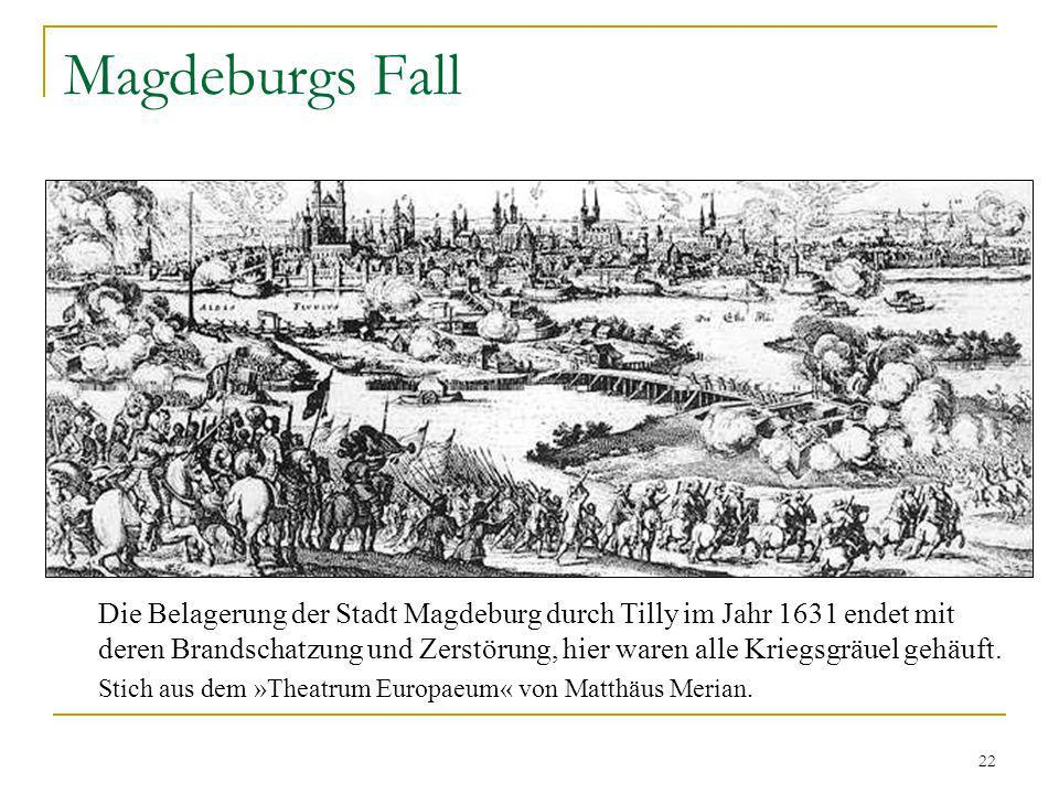 Magdeburgs Fall