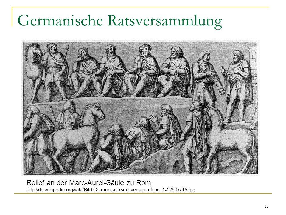 Germanische Ratsversammlung