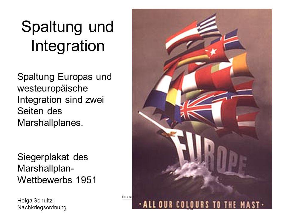 Spaltung und Integration