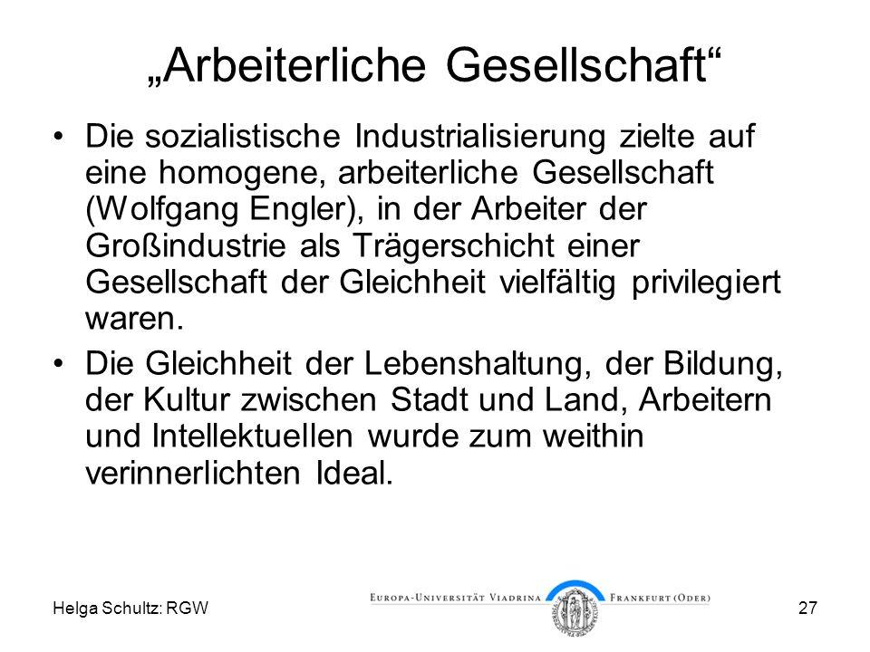 """""""Arbeiterliche Gesellschaft"""