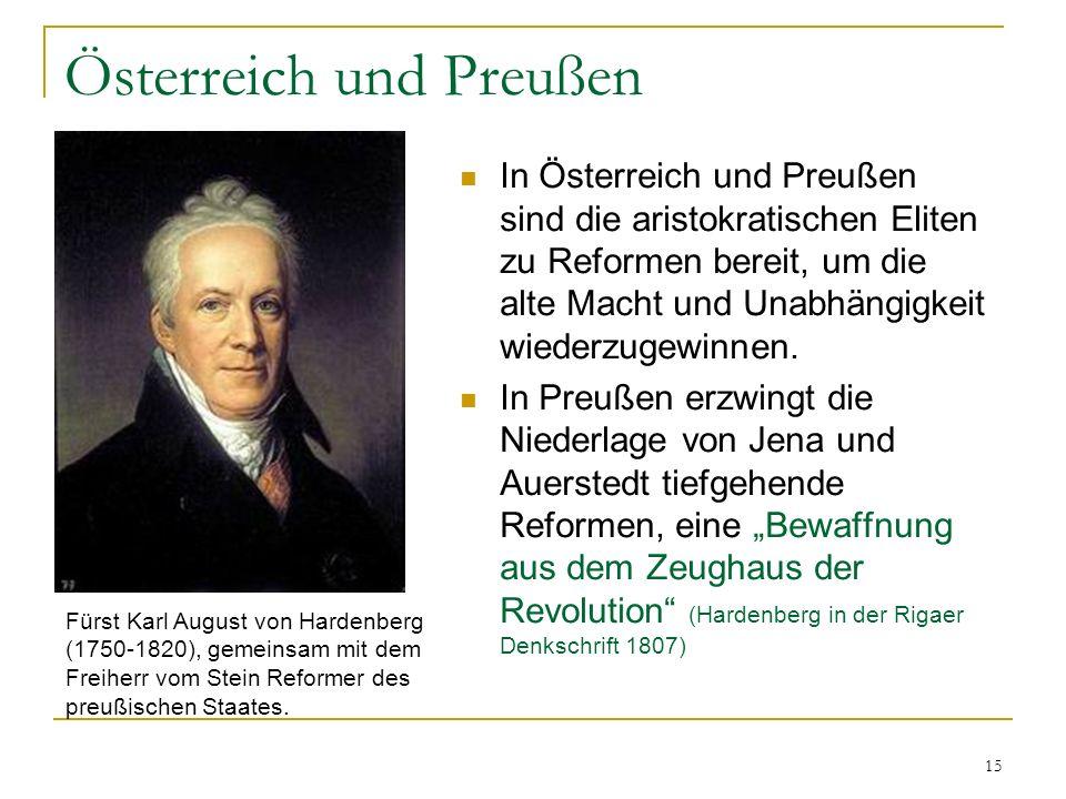 Österreich und Preußen