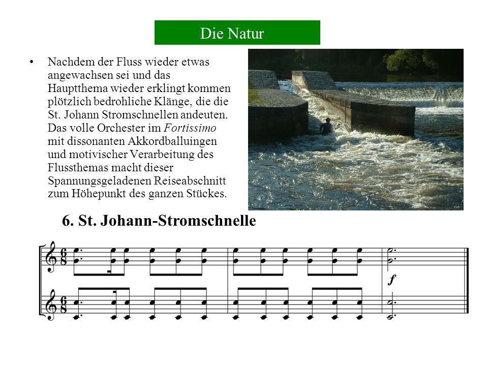 6. St. Johann-Stromschnelle