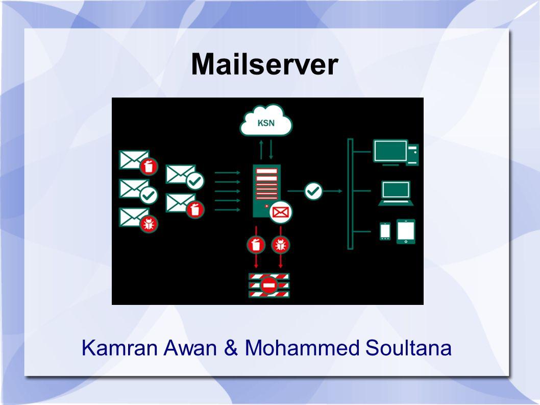 Kamran Awan & Mohammed Soultana
