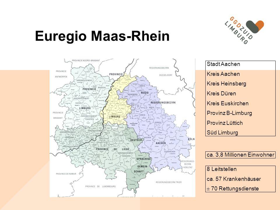 Euregio Maas-Rhein Euregio Maas-Rhein Stadt Aachen Kreis Aachen