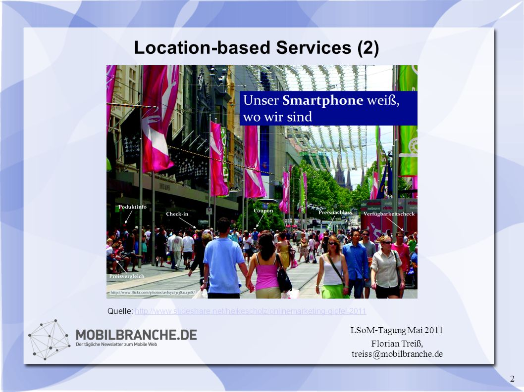 Location-based Services (2)