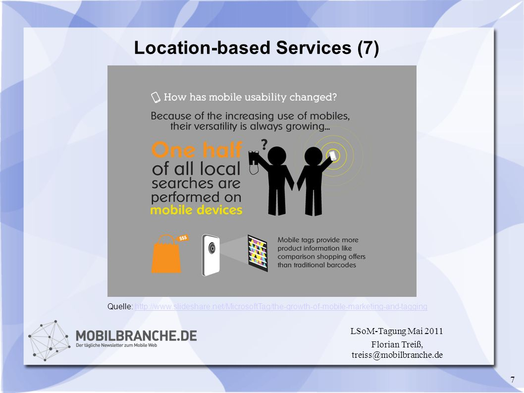 Location-based Services (7)