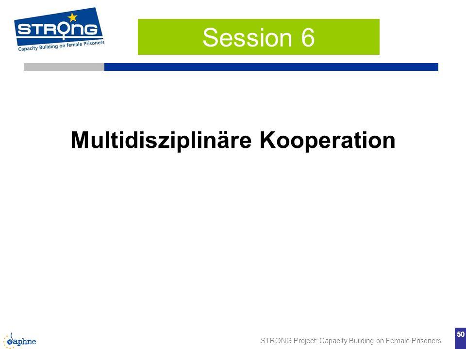 Multidisziplinäre Kooperation