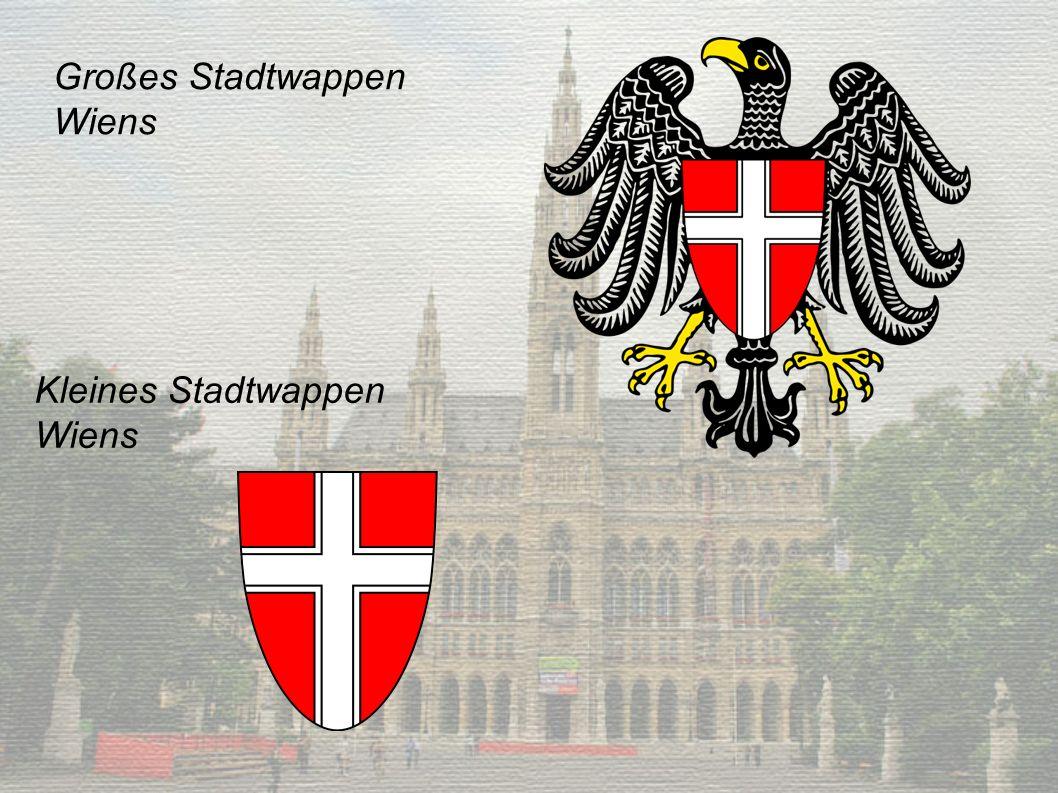 Großes Stadtwappen Wiens