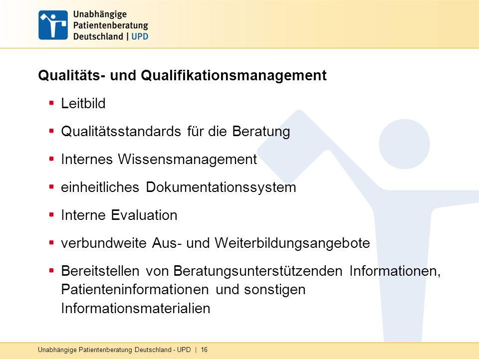 Qualitäts- und Qualifikationsmanagement