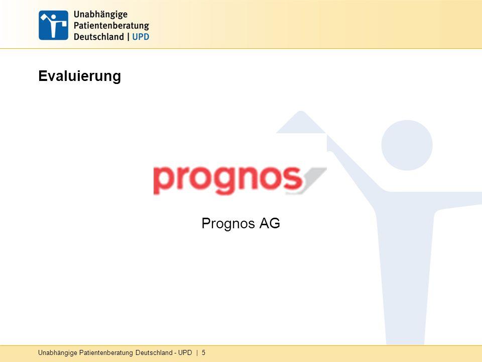Evaluierung Prognos AG