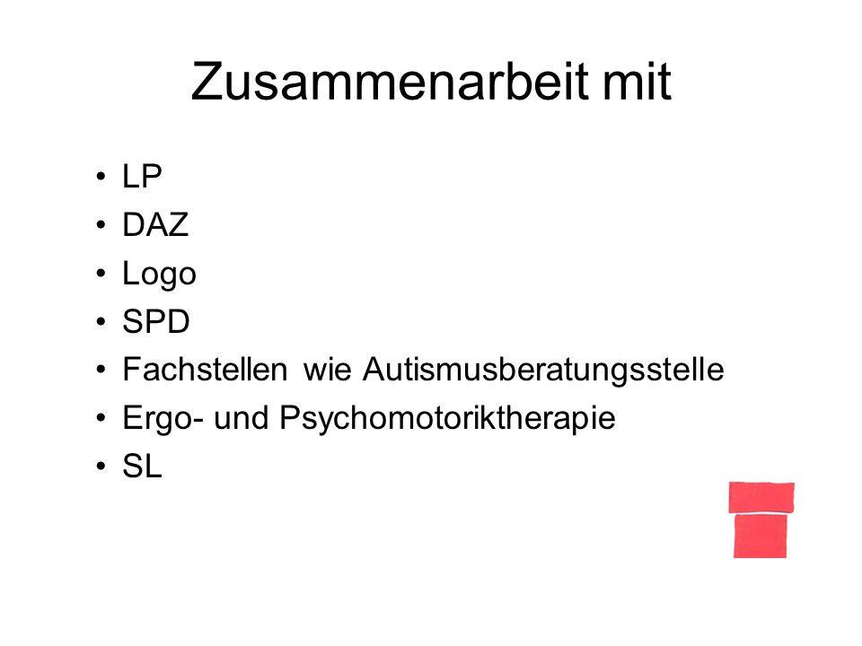 Zusammenarbeit mit LP DAZ Logo SPD