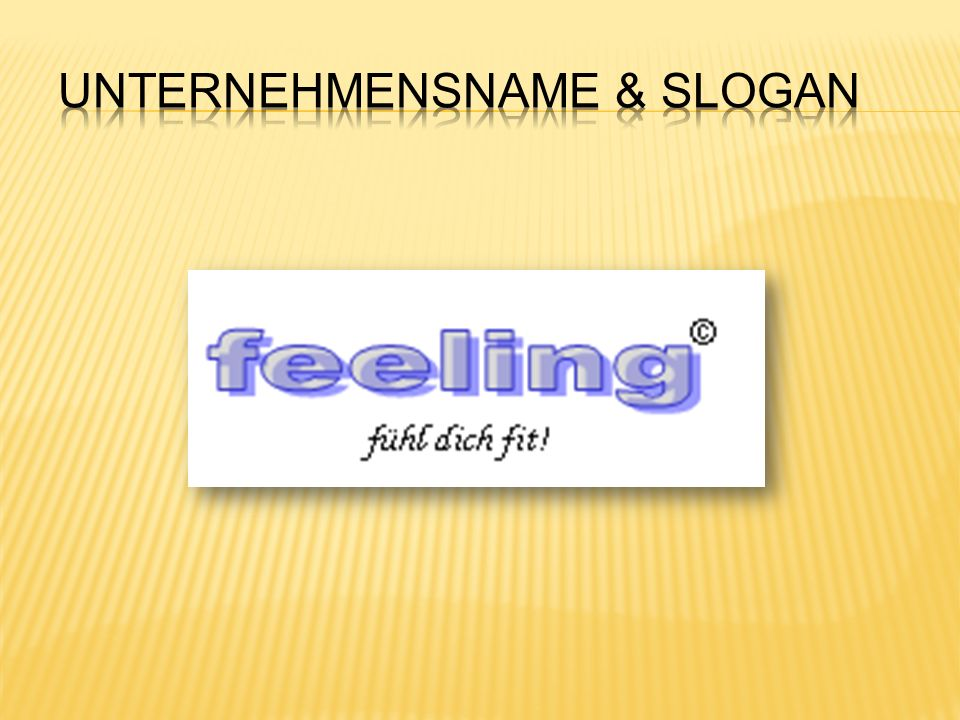Unternehmensname & SlogaN