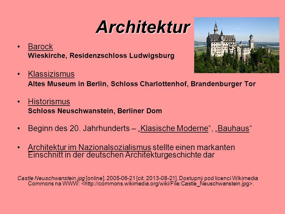 Architektur Barock Klassizismus