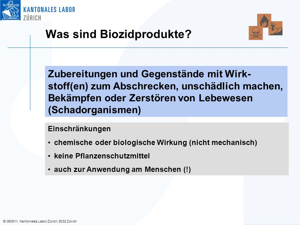Was sind Biozidprodukte