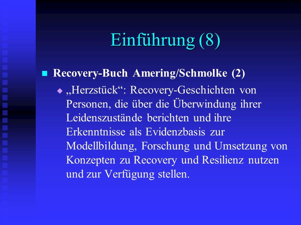 Einführung (8) Recovery-Buch Amering/Schmolke (2)