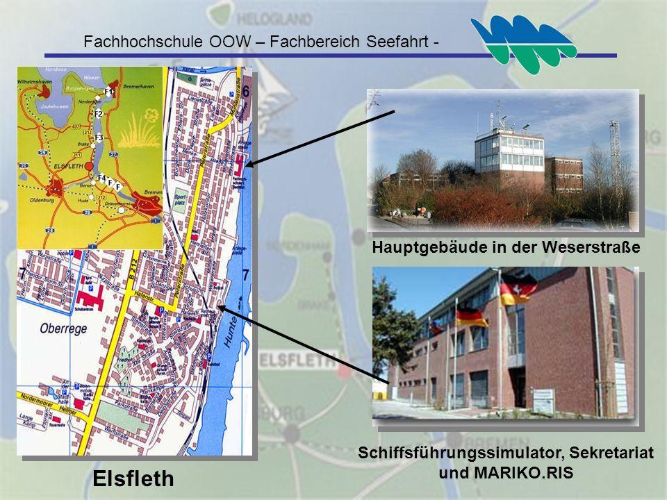 Elsfleth Fachhochschule OOW – Fachbereich Seefahrt -