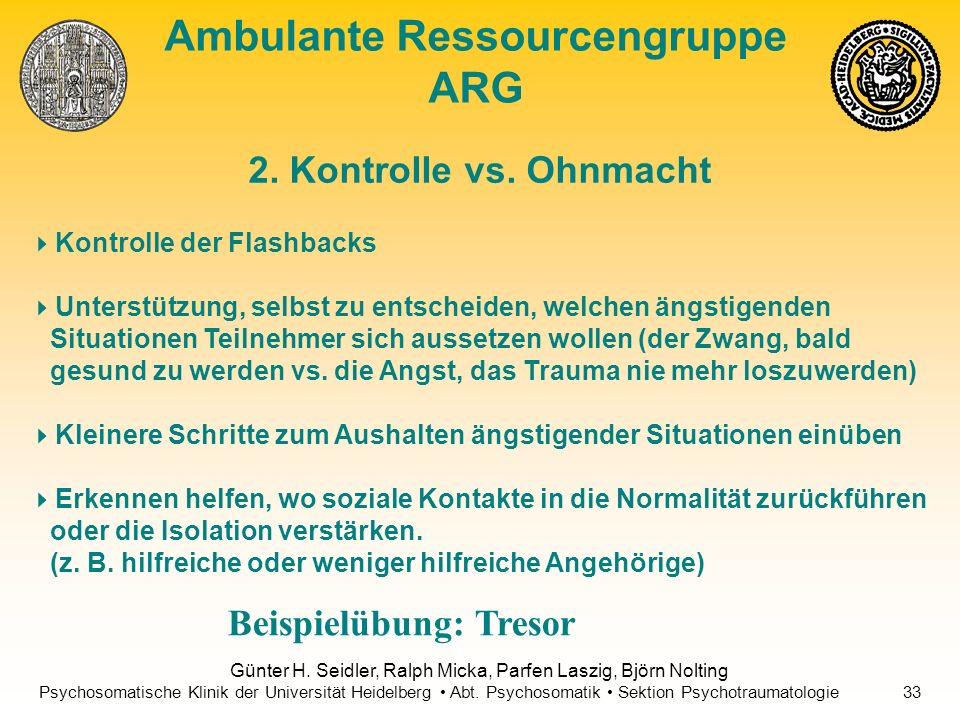 Ambulante Ressourcengruppe