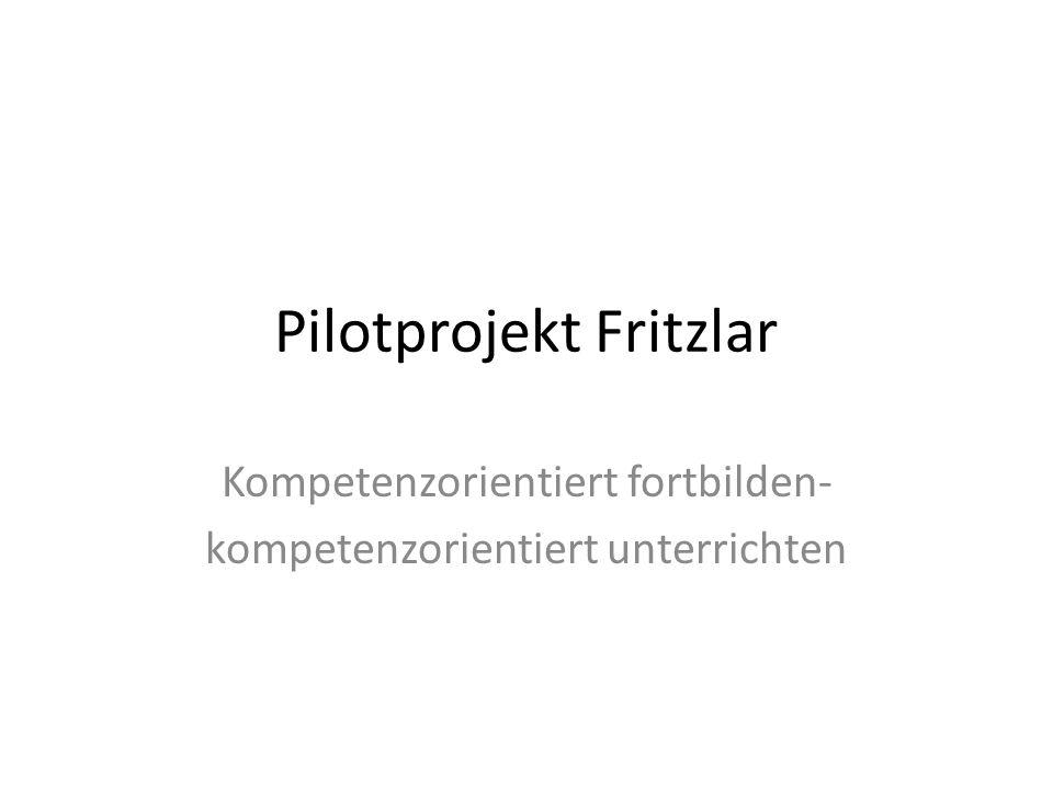 Pilotprojekt Fritzlar