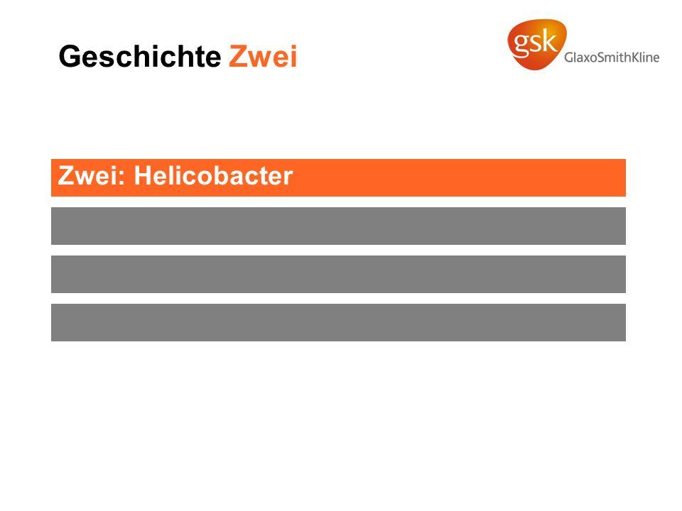 Geschichte Zwei Zwei: Helicobacter