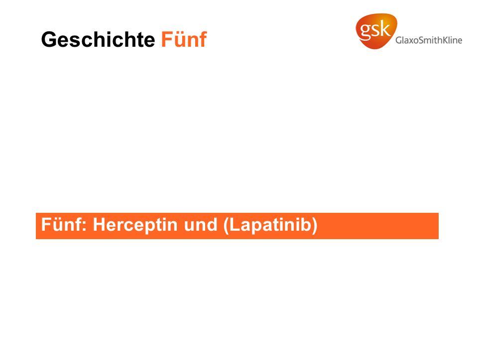 Geschichte Fünf Fünf: Herceptin und (Lapatinib)