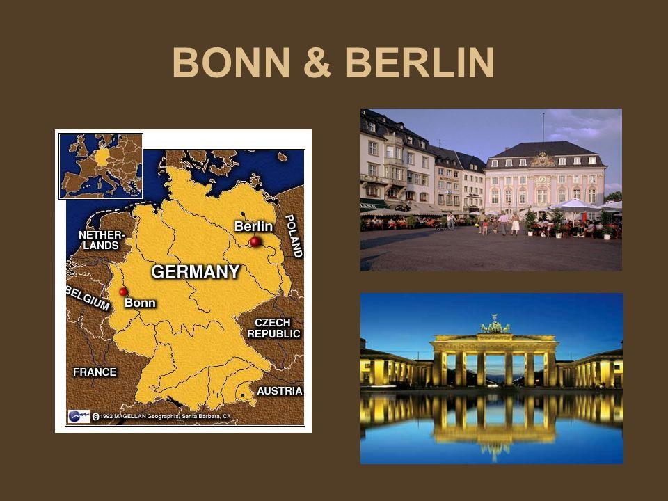 BONN & BERLIN