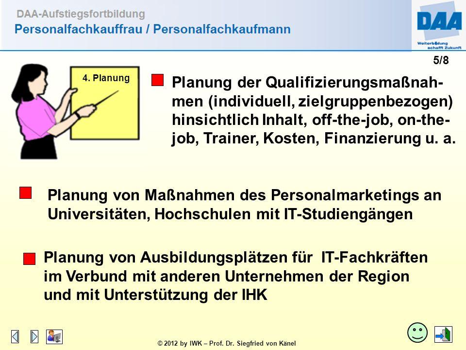 4. Planung