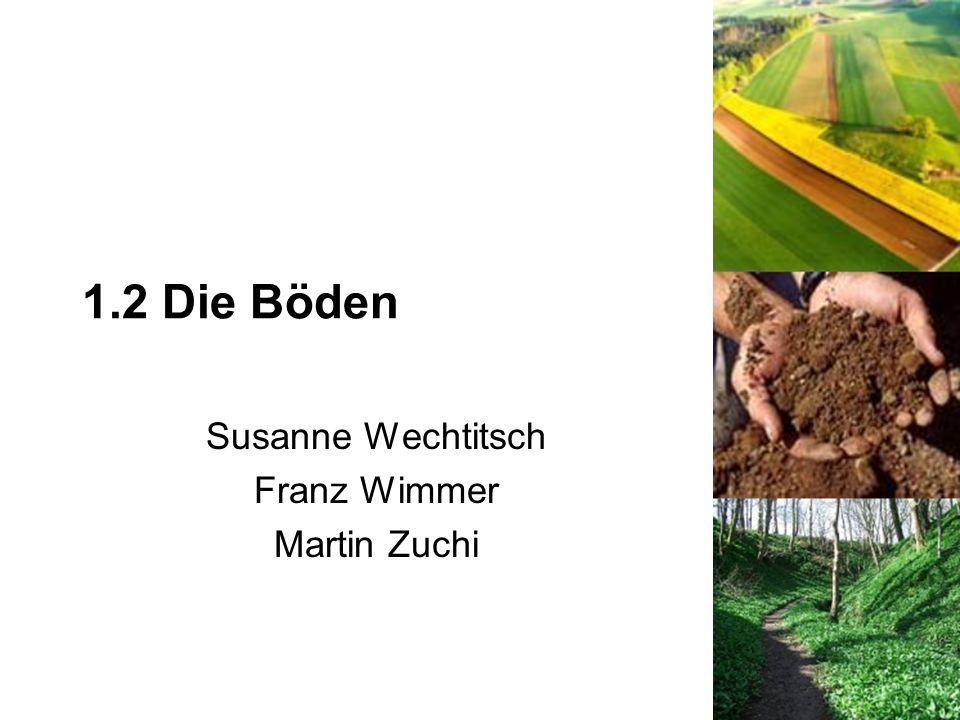 Susanne Wechtitsch Franz Wimmer Martin Zuchi