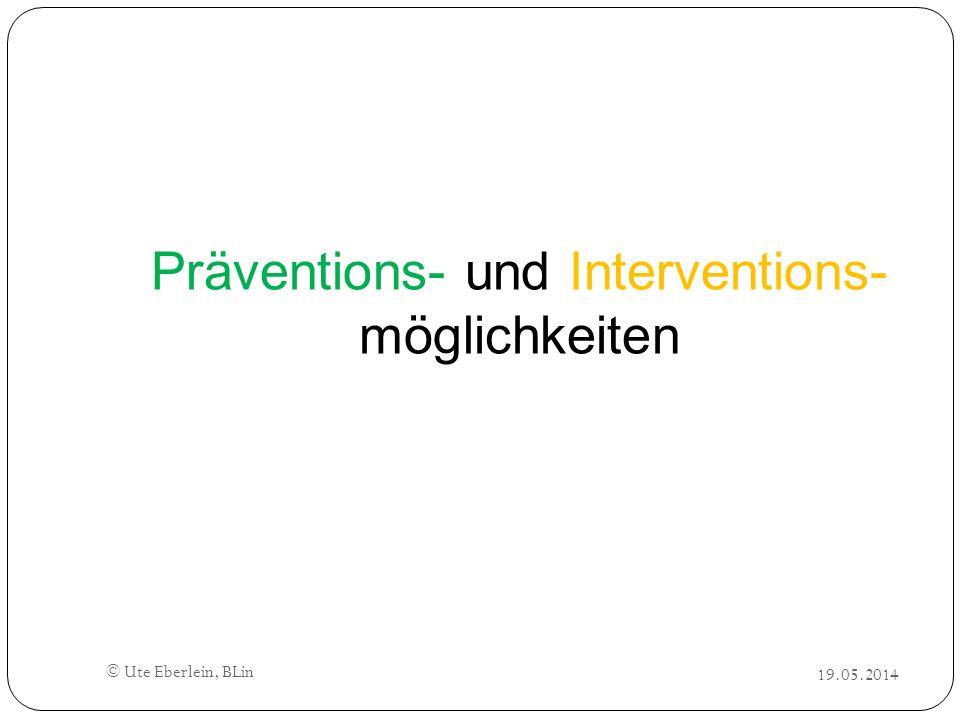 Präventions- und Interventions-