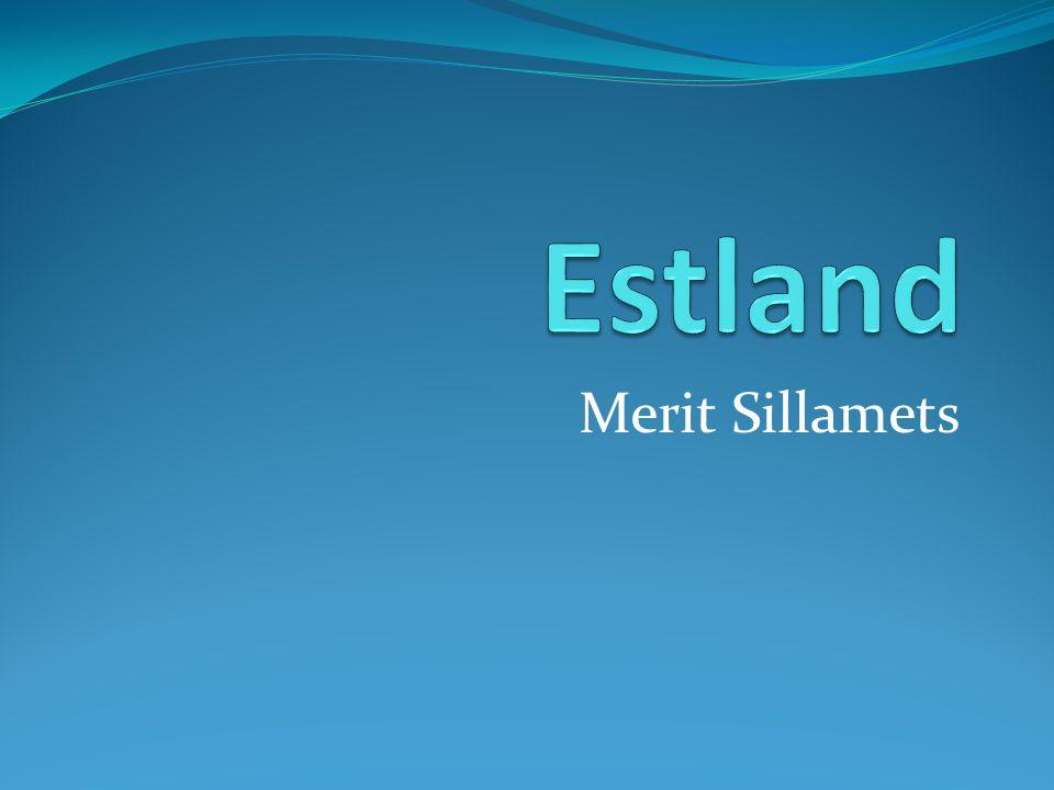 Estland Merit Sillamets