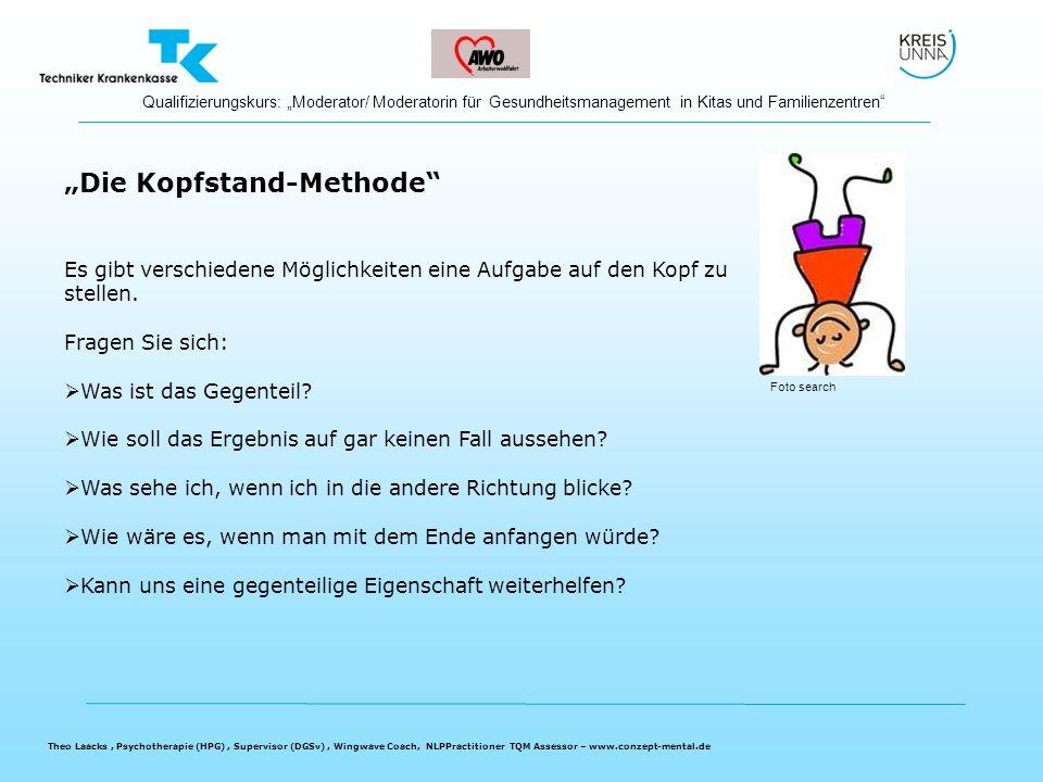 """""""Die Kopfstand-Methode"""