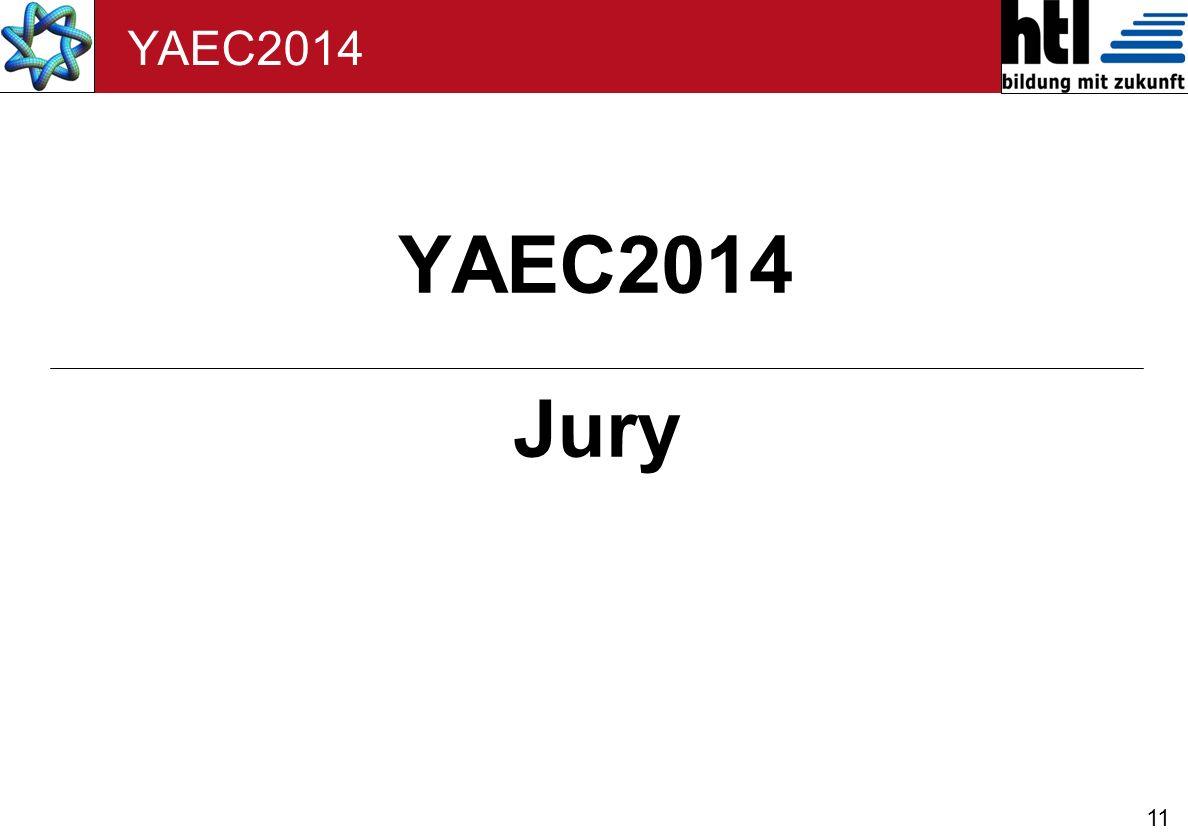 YAEC2014 YAEC2014 Jury 11