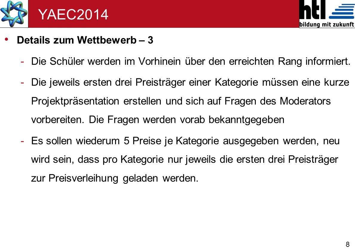 YAEC2014 Details zum Wettbewerb – 3