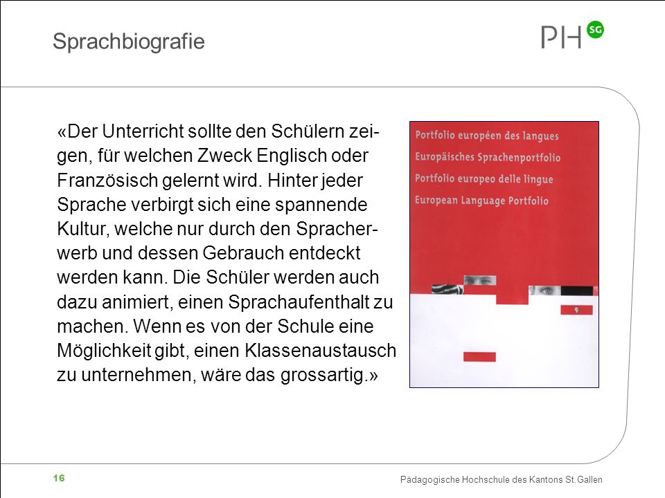 Sprachbiografie