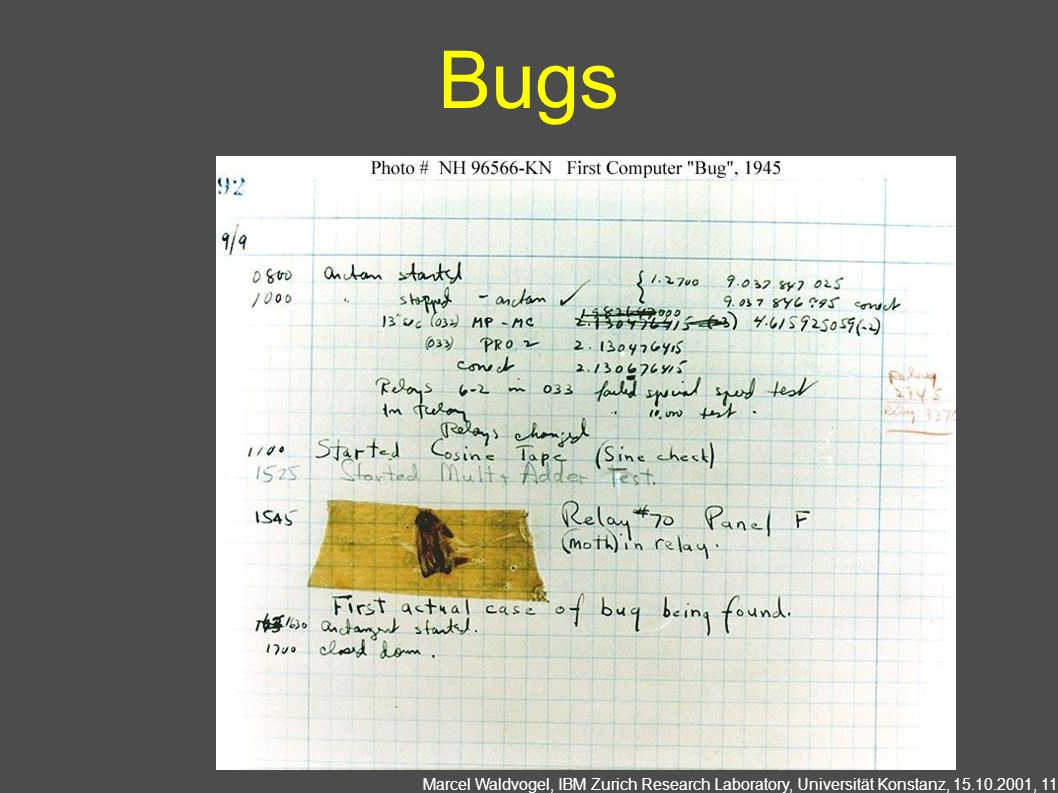 Bugs http://www.history.navy.mil/photos/pers-us/uspers-h/g-hoppr.htm