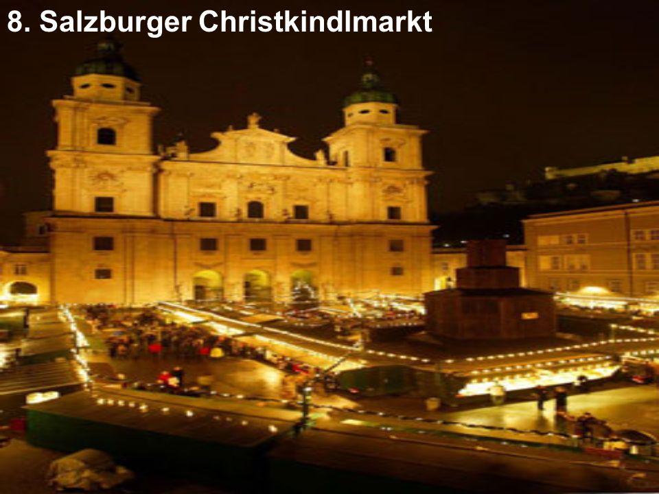 8. Salzburger Christkindlmarkt