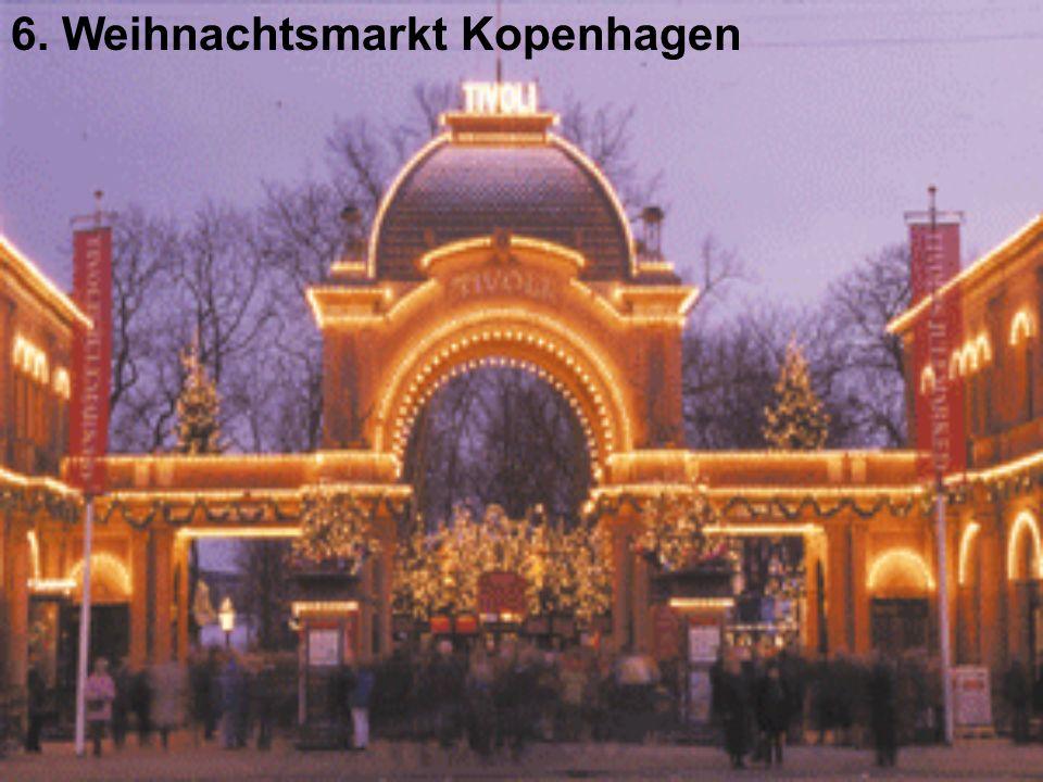 6. Weihnachtsmarkt Kopenhagen
