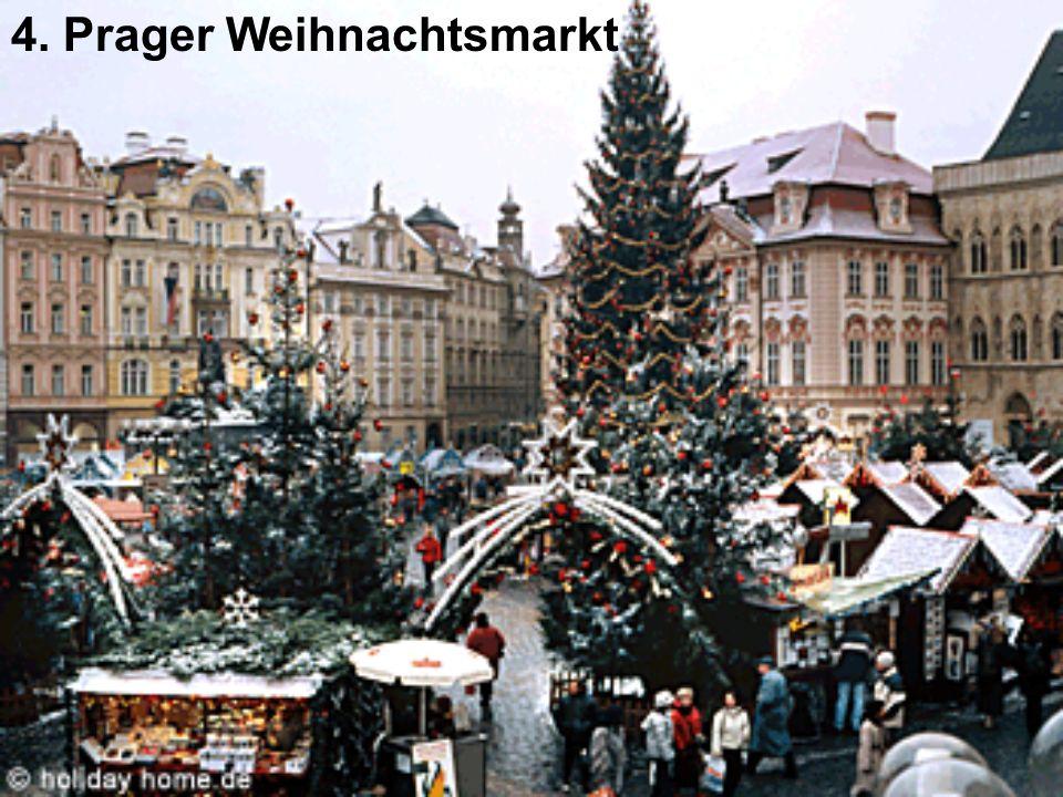 4. Prager Weihnachtsmarkt