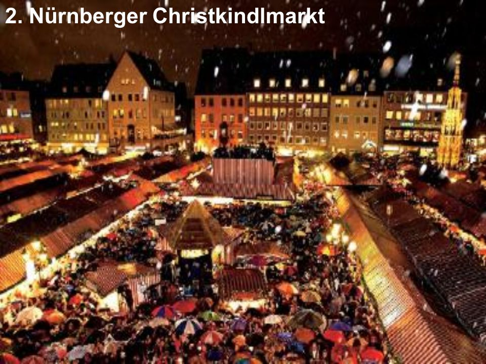 2. Nürnberger Christkindlmarkt